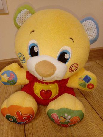 Miś Lelek grający zabawka interaktywna