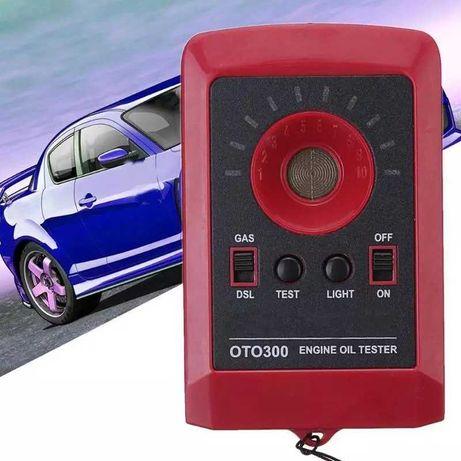 Medidor qualidade oleo teste lubrificante motor
