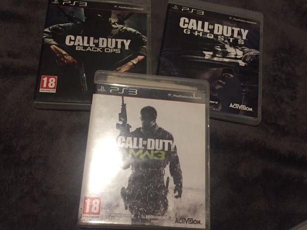 Jogos PS 3