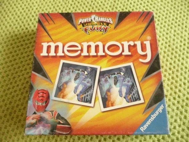 Memory Power Rangers GRA
