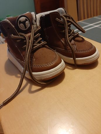 Buty chłopięce HM