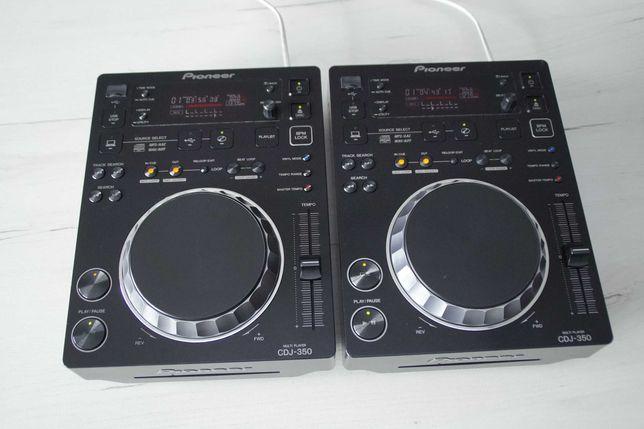 2 x Pioneer CDJ 350 Gwarancja Skup Zamiana DJM 250/350/400/600/700/800