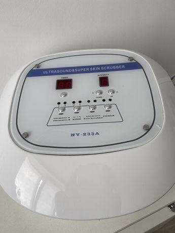 Апарат ультразвукової терапіі, уз скрабер + уз фонофорез