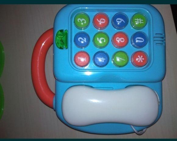 Интерактивная игрушка 2 в 1