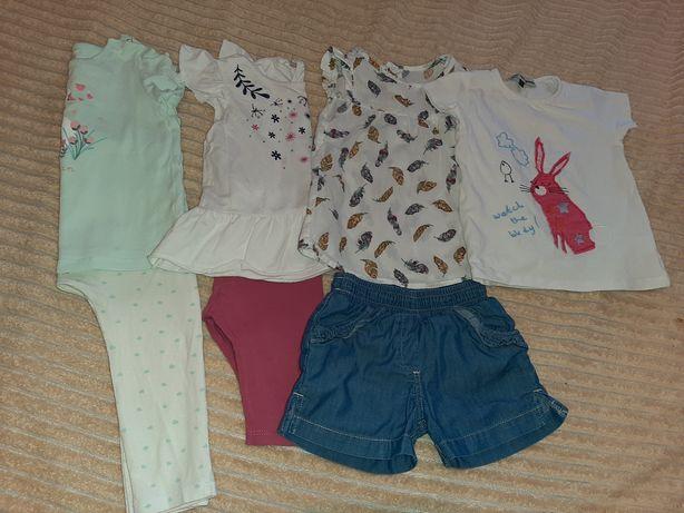 Дитячий літній одяг