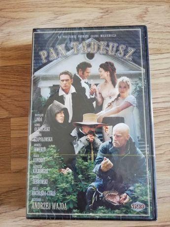 Kaseta VHS Pan Tadeusz