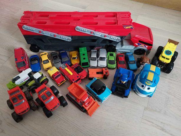 Auta zestaw samochodów