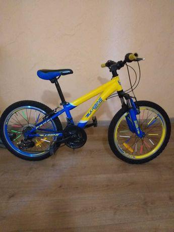 Продам велосипед подростковый  б/у