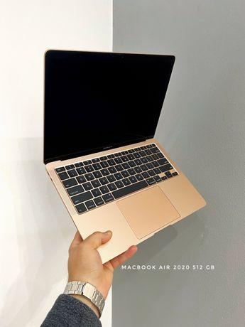 Вживаний MacBook Air 2020 року 512gb 37циклів заряду.