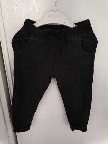 Spodnie smyk rozmiar 92