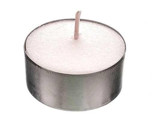 świeczki (podgrzewacze) 80 szt. + zapałki