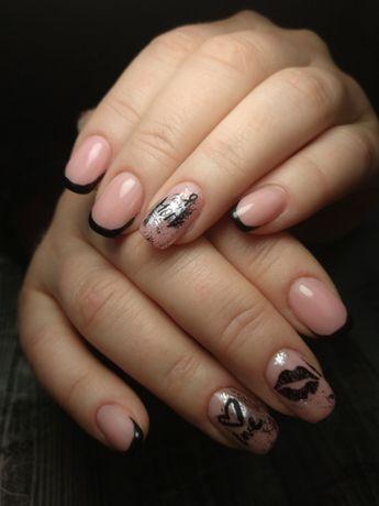 Манікюр/нарощення нігтів