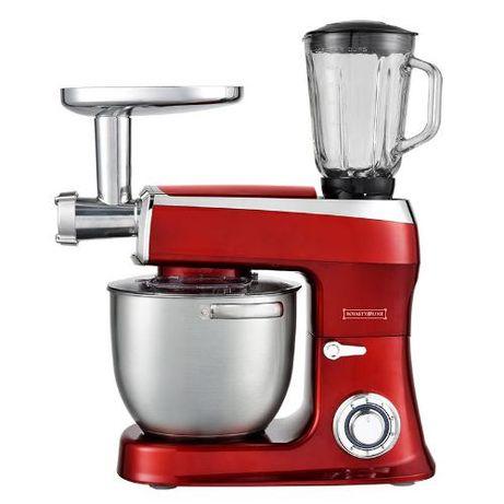 Кухонная машина Royalty Line RL-PKM-2100BG Red 2100 Вт
