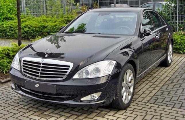 Разборка Mercedes Мерседес W221 OM642 3.0 CDI S-class Розборка