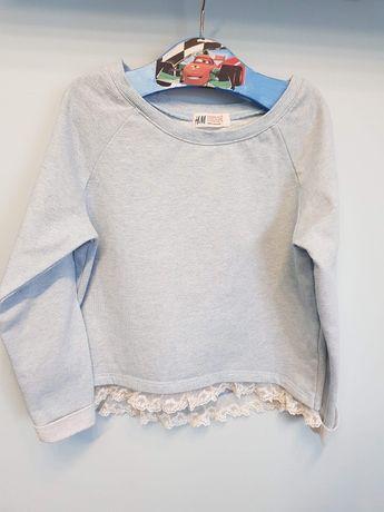 Bluzeczka H&M dla dziewczynki 134cm
