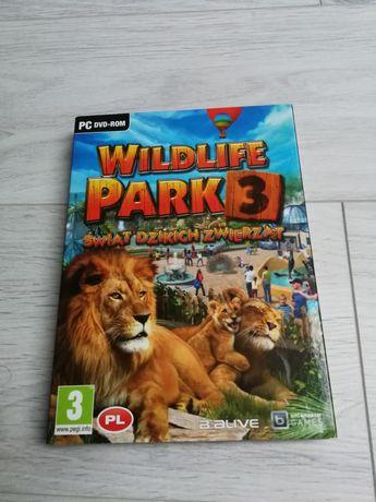 Wildlife Park 3 PL Zoo Zwierzęta PC
