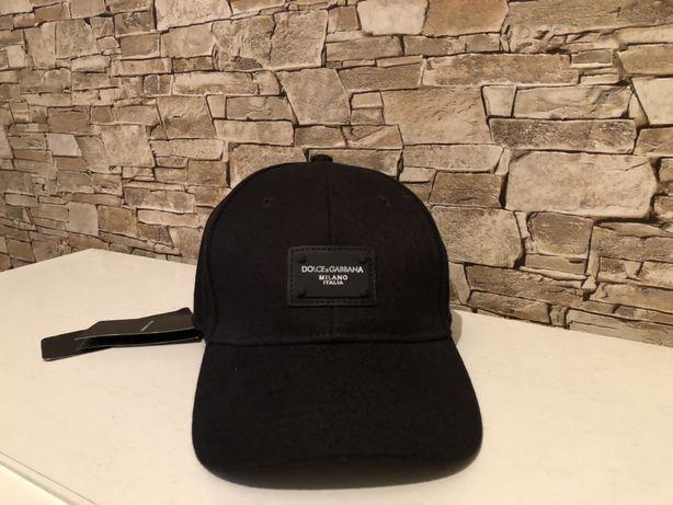 Dolce & Gabbana мужская кепка,чоловіча кепка с логотипом
