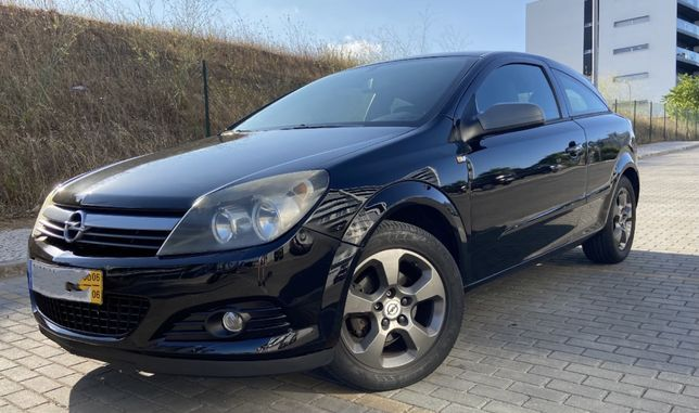Opel Astra GTC - Possivel Financiamento