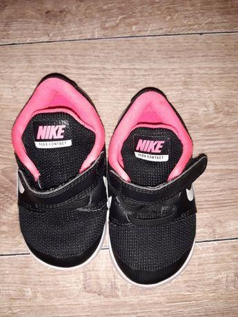 Nike flex contact- sliczne buty 22
