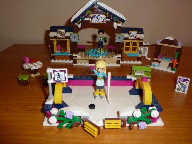 Lego friends Lodowisko