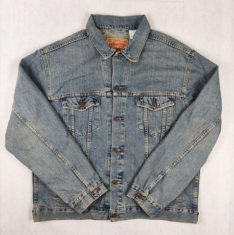 Levi's męska kurtka jeansowa rozmiar XL