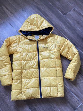 Pepe jeans kurtka zimowa 176 BDB!