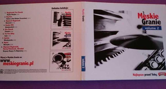Męskie Granie Volume 2 , CD promo 2010 rok