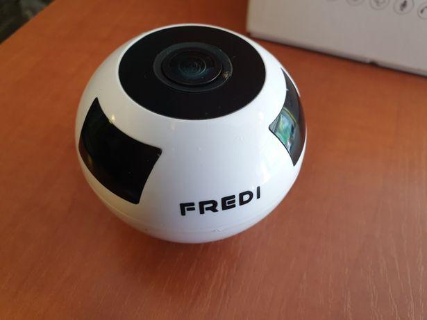 Nowość Kamera 360 wifi działa z kazdym ruterem
