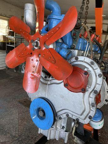 Дизеьный двигатель газ 53 52 66 погрузчик балканкар
