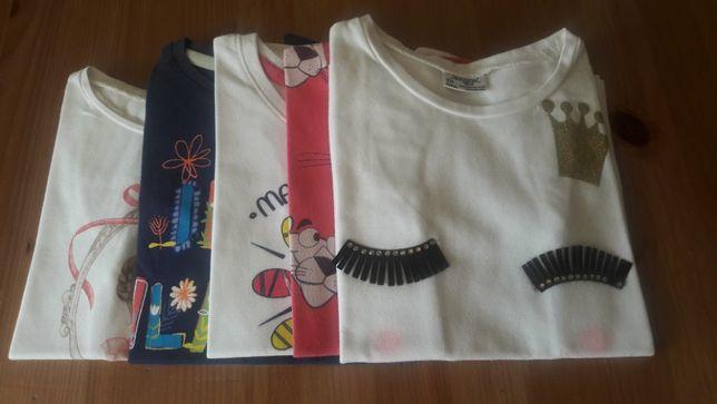 Koszulki z krótkim rękawem Zara, Mayoral, Endo