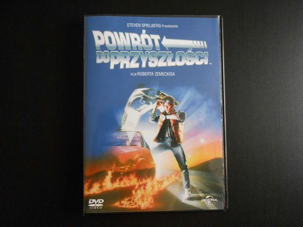 Powrót do Przyszłości - Film DVD