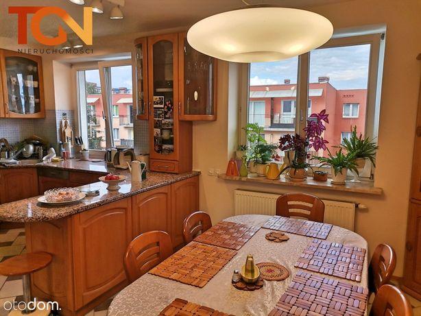 Komfortowe mieszkanie dwupoziomowe na Julianowie