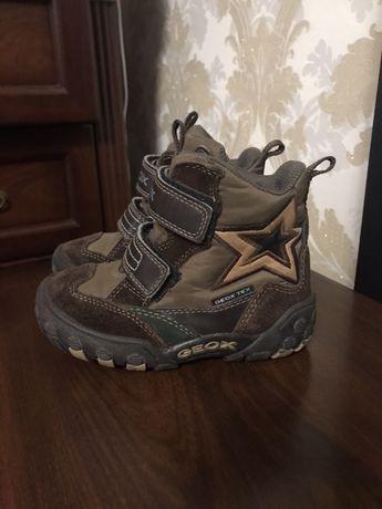 Сапоги ботинки Ecco Geox 23размер 14,5см