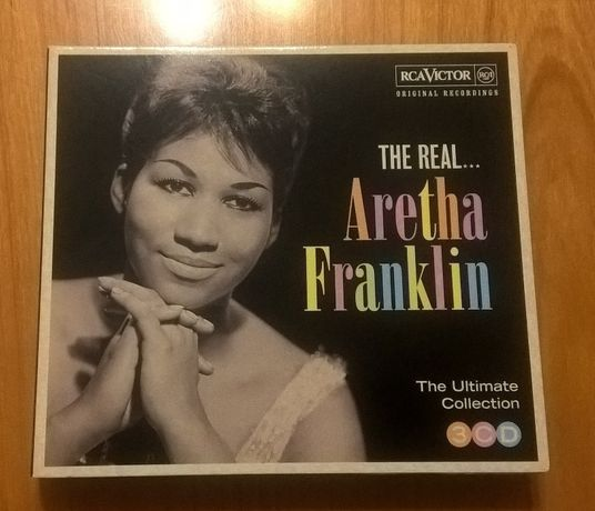 Aretha Franklin - The ultimate collection - NOWA!