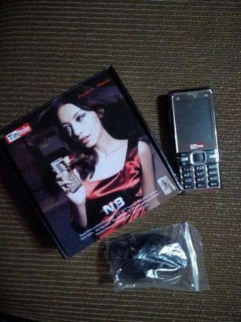 Гучний телефон Tintele N8/мобильный телефон