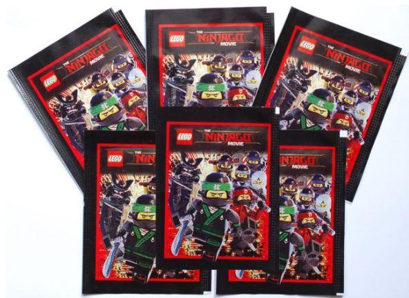 Naklejki Lego Ninjago Movie - duży wybór - Łódź