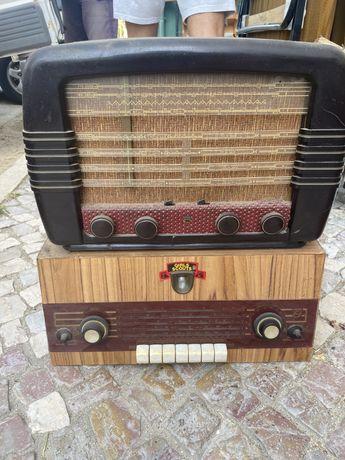 Rádios antigos Philips de colecção