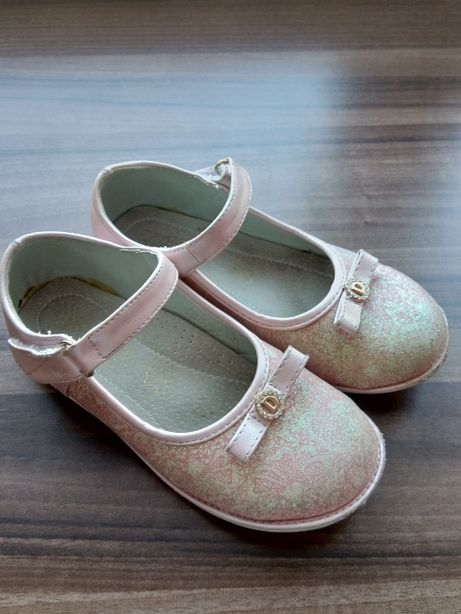 buciki dla dziewczynki VINCEZA rozmiar 30