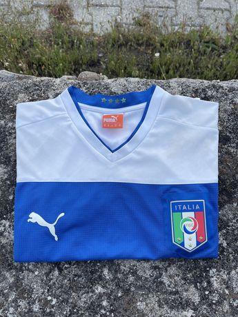 Camisola desportiva da seleção italiana (para homem)
