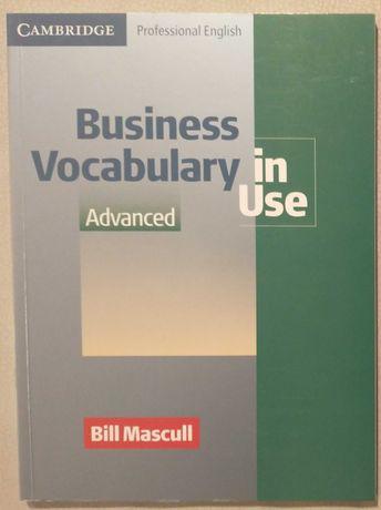 Business Vocabulary in Use Advanced - podręcznik