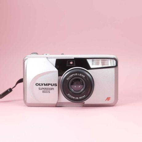 Плёночный OLYMPUS Superzoom 800s
