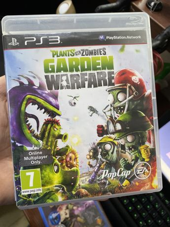 The Garden Warfare PS3
