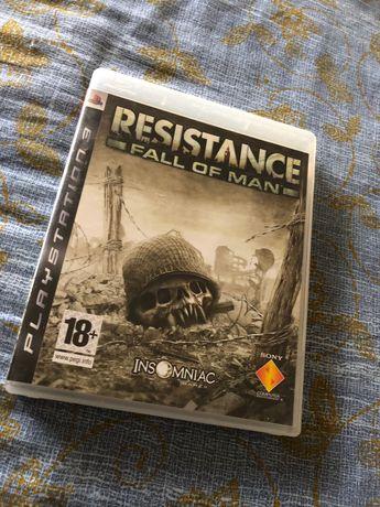 Jogo ps3 Resistance Fall of Man