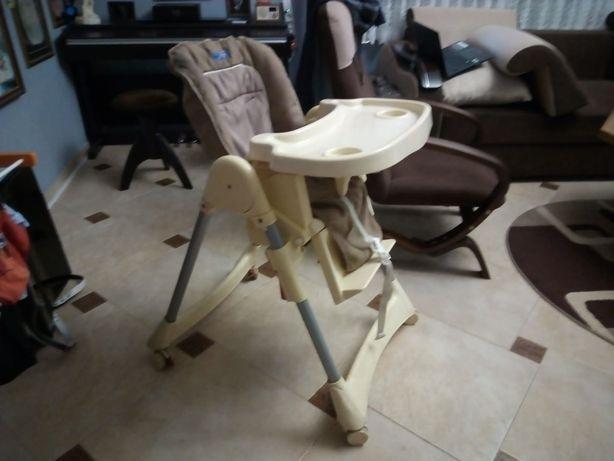 Krzesło do karmienia dla dziecka