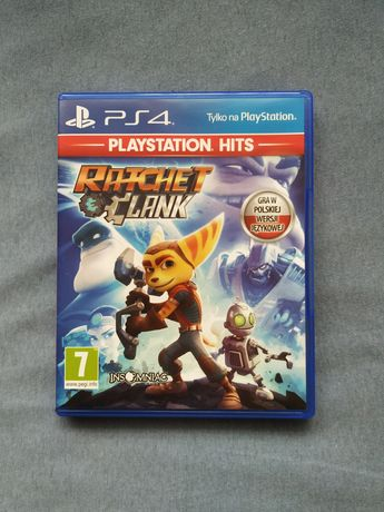 Ratchet and Clank PL jak Nowa gra  PS4 gry