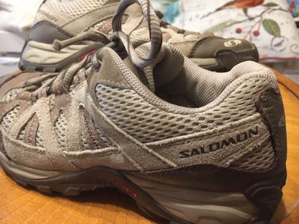 Buty górskie, trekkingowe 36, Salomon