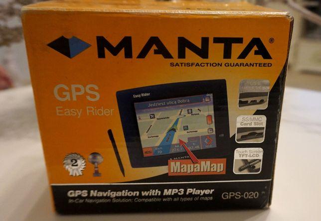 Nawigacja GPS Manta