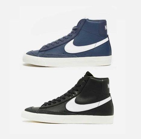 Двухсторонние кроссовки Nike Blazer Mid '77 -  оригинал, скидка!