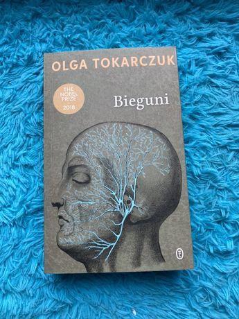 NOWA Bieguni Olga Tokarczuk książka nietrafiony prezent nieudany