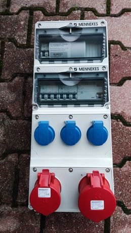 Mennekes 940006 Kombinacja gniazd AMAXX IP44